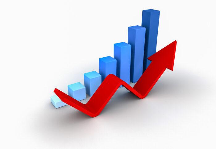 Graph, Chart, Bar Graph, Stock Market Data, Data